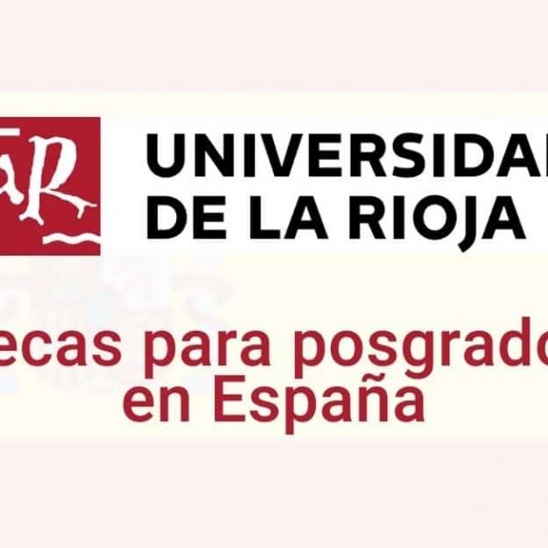 Becas para posgrados en España