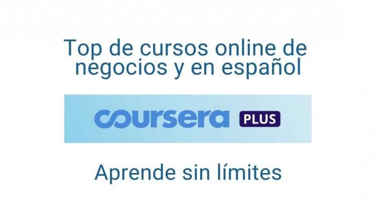 Top de cursos de negocios en español y contenido gratuito