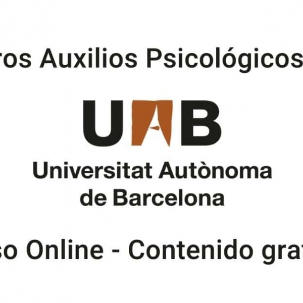 Curso online  y gratuito sobre Primeros Auxilios Psicológicos – PAP